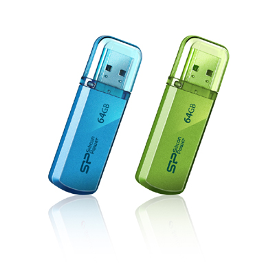 usb-flash drive / флешка 64ГБ Silicon Power Helios 101