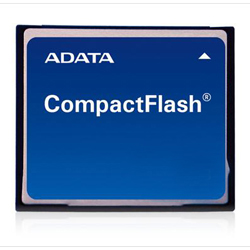 Карта памяти 4ГБ A-Data ACF4GZ-R CompactFlash Card